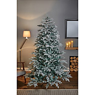 8ft Frozen Meribel Spruce Artificial Christmas tree