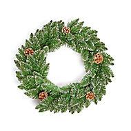 50cm Rocky Mountain Christmas wreath
