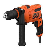 Black & Decker 500W 240V Hammer drill BEH200-GB