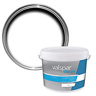 Valspar trade White Matt Wall & ceiling paint 10L
