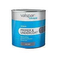 Valspar Trade Dark grey Multi-surface Primer, 2.5L