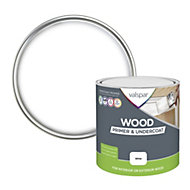 Valspar White Wood Primer & undercoat 2.5L