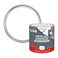 Valspar White Difficult surfaces Primer & undercoat 2.5L