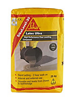Sika Latex ultra Floor levelling compound, 25kg Bag