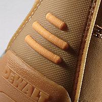 DeWalt Apprentice Men's Wheat Safety boots, Size 4