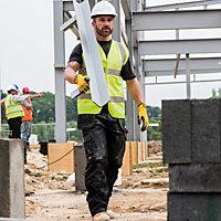 """DeWalt Pro Tradesman Black Trouser W32"""" L31"""""""