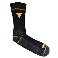 DeWalt Black Socks, Size 7-11
