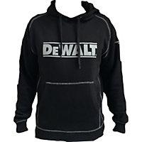 DeWalt Heritage Black Hoodie Medium