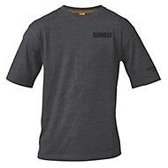 DeWalt Typhoon Grey T-shirt Medium