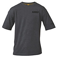 DeWalt Typhoon Grey T-shirt X Large