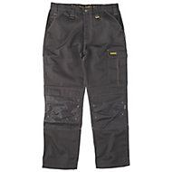 "DeWalt Ridgeley Black Trouser W34"" L32"""
