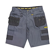 DeWalt Heritage Black & grey Shorts W32""