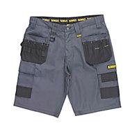 """DeWalt Heritage Black & grey Shorts W34"""""""