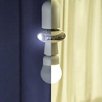 Gro-Light White LED Night light adapter