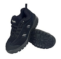Apache Industrial Wear Black Safety trainers, Size 5