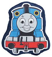 Thomas The Tank Engine Cushion, Blue
