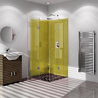 Vistelle Forest Shower Panel (H)2440mm (W)1220mm (T)4mm