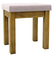 Chasewood Tiepolo Lacquered Dressing table stool (H)500mm (W)450mm (D)380mm