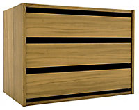 Chasewood Tiepolo effect Interior chest (H)600mm (W)700mm (D)450mm