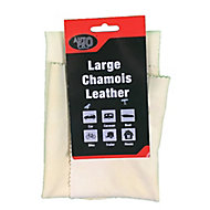 AutoPro accessories Large Leather Chamois