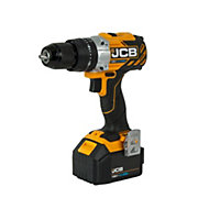 JCB Cordless 18V 3Ah Lithium-ion Brushless Combi drill JCB-18BLCD-3