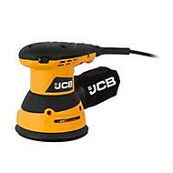 JCB Corded 320W 230-240V Random Orbit Sander JCB-RO125