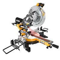 JCB Professional 2000W 240V 254mm Sliding Mitre Saw JCB-MS254S