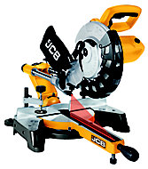 JCB 2000W 240V 254mm Sliding mitre saw JCB-MS254S
