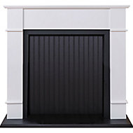 Adam Penzburg White & black Fire surround