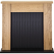 Adam Airdrie Black Fire surround