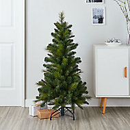 4ft Eiger Natural looking Artificial Christmas tree