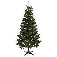 7.5ft Woodland Full looking Artificial Christmas tree