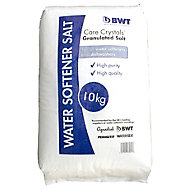 BWT Granulated Dishwasher Water softener salt 10kg