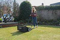 Webb H18 Hand-propelled Lawnmower