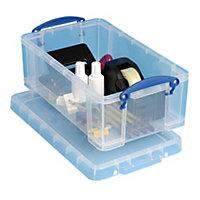 Clear 5L Plastic Storage box