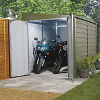 Tri-metals Protect a bike Metal 9x5 Motorbike store