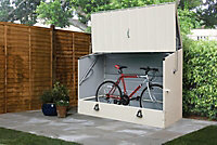 Tri-metals Protect a cycle Metal 6x3 Bike store