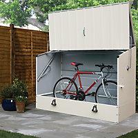 Tri-metals Protect a cycle Metal 6x3 Bike store