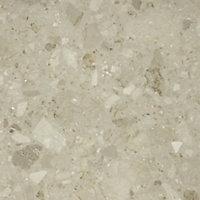 Aurora Botticino White Marble Hearth (W)1219mm (D)381mm