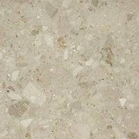 Aurora Botticino White Marble Hearth (W)1372mm (D)381mm