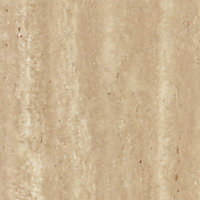Splashwall Impressions Natural Turin marble effect Shower Panel (H)2420mm (W)1200mm (T)11mm