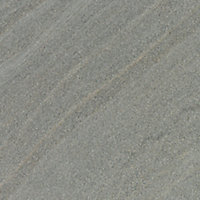 Splashwall Volcanic dust 3 sided Shower Panel kit (L)2420mm (W)1200mm (T)11mm