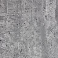 Splashwall Grey stone 2 sided shower panelling kit (L)2420mm (W)1200mm (T)11mm