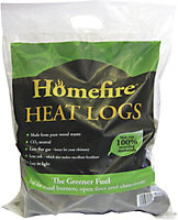 Homefire Heat logs 10kg Pack
