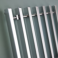 Kudox Filomena 403W Towel warmer (H)800mm (W)800mm
