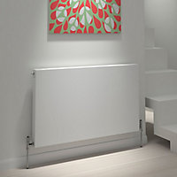 Kudox Type 21 Double plus Panel Radiator, White (W)1200mm (H)600mm