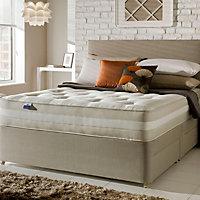 Silentnight 1200 Mirapocket classic King size Mattress & divan set