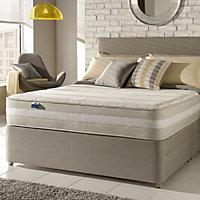 Silentnight Mirapocket memory 1200 Memory foam Double Divan set