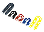 Backpackers Plastic Shims, Pack of 200