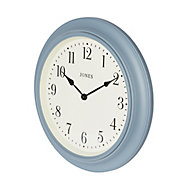 Jones Supper club Contemporary Old boat blue Clock